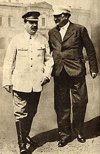 51b7ddc8bd86 Joseph Stalin and Georgi Dimitrov, Moscow, 1936