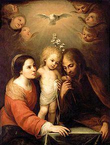 Immagini Di Natale Sacra Famiglia.Sacra Famiglia Wikipedia