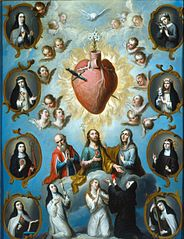 The Heart of Mary