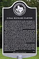 Jubal Richard Parten Historical Marker.jpg