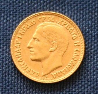 Jugoslawien Alexander I