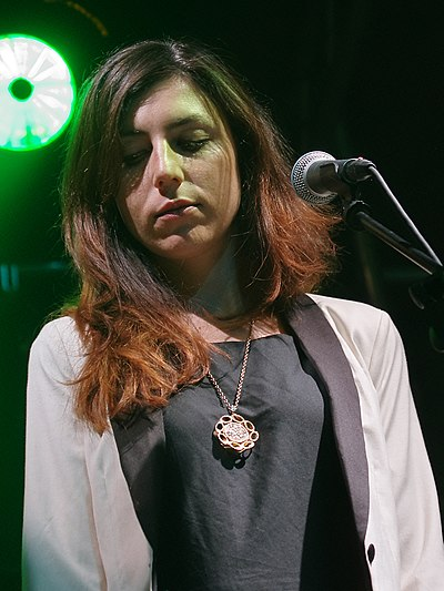 Picture of a band or musician: Julia Holter