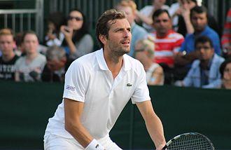 Julien Benneteau - Wimbledon 2013