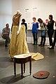 Jurgen Bey gaf een rondleiding over de tentoonstelling 'De zeven hoofdzonden' tijdens de Design edit-a-thon.jpeg