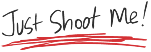 Just Shoot Me! - Image: Just Shoot Me Logo