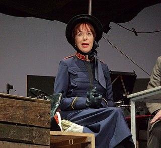 Jutta Lampe German actress