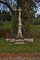 Kříž poblíž hospody U římana, Kladky, okres Prostějov.jpg