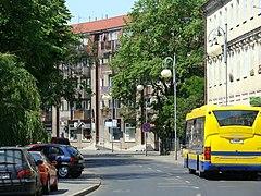 Ulica Babina W Kaliszu Wikipedia Wolna Encyklopedia