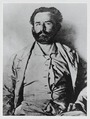 KITLV - 15366 - Junghuhn, Franz Wilhelm (1809-1864) - F. W. Junghuhn (1809-1864) in the Preanger in West Java - circa 1860.tif