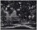 KITLV - 17848 - Kurkdjian - Soerabaja - Rear of the administrator's house of the sugar factory De Maas near Situbondo - circa 1910.tif