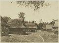 KITLV - 26888 - Kleingrothe, C.J. - Medan - The Dokan village in the Batak - circa 1905.tif