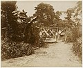 KITLV - 39074 - Muller, Julius Eduard - Paramaribo - The entrance to a forest village - around 1885.jpg