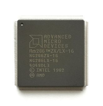 System on a chip - AMD Am286ZX/LX, SoC based on Intel 80286