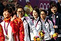 KOCIS Korea London Olympic Archery Womenteam 05 (7682352604).jpg