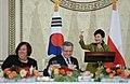 KOCIS Korea President Park Poland State Banquet 06 (10470583583).jpg