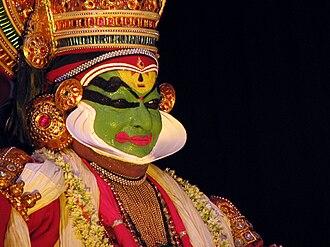 Kalamandalam Gopi - Image: Kalamandalam Gopi Nalan