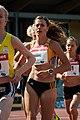 Kalevan Kisat 2018 - Women's 5000 m - Kristiina Mäki 1.jpg
