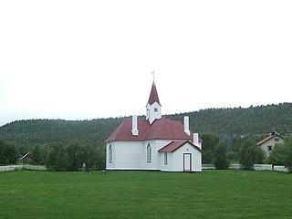 Village in Northern Norway, Norway