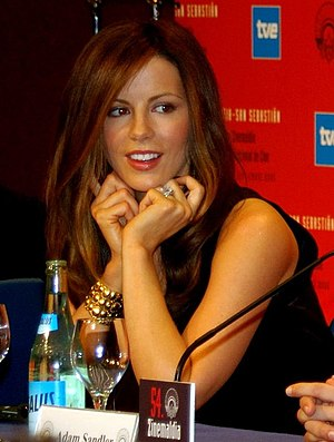 Kate Beckinsale - Beckinsale at the San Sebastián Film Festival in 2005