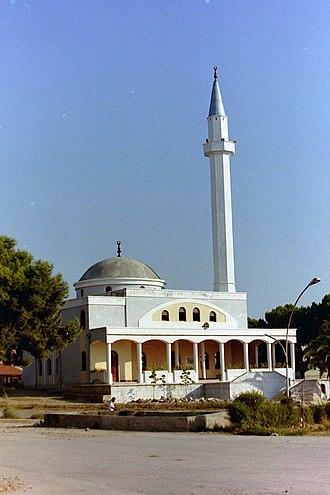 Kubelie Mosque - New Kubelie mosque