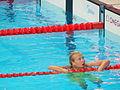 Kazan 2015 - Rūta Meilutytė semifinal 100m breaststroke (2).JPG