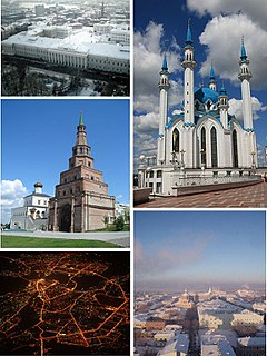 Interfaith relations in Kazan