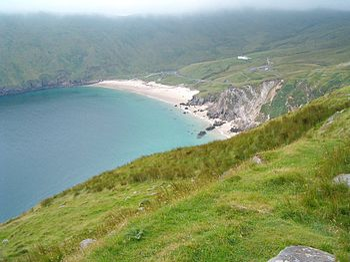 Achill Island (Irish; Acaill, Oileán Acla) in ...