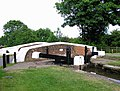 Keepers Lock and Bridge No 50, Trent and Mersey Canal, Staffordshire - geograph.org.uk - 997748.jpg