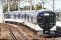 Keihan 3000 rapid limited express RAKURAKU owada.jpg