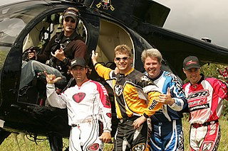 Greg Albertyn South African motocross racer