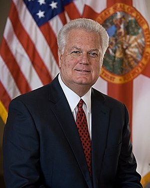 Secretary of State of Florida - Image: Ken Detzner official photo