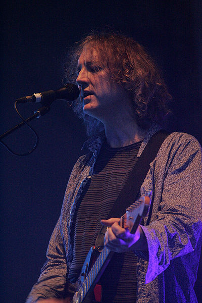 Picture of a band or musician: Kevin Shields