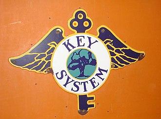 Key System - Image: Key System logo
