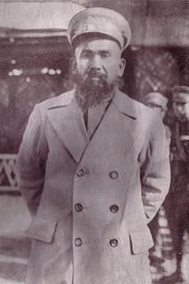Hoja-Niyaz Chinese rebel
