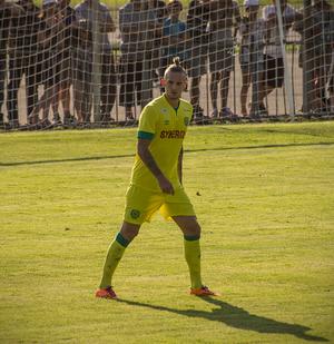 Kian Hansen - Hansen playing for FC Nantes in 2014
