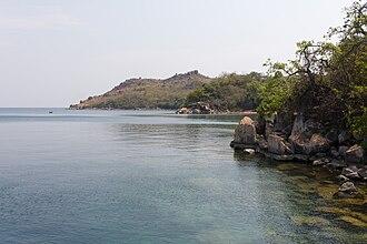 Kigoma Region - The eastern shores of Lake Tanganyika.