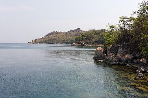 Kigoma Ufer am Tanganjikasee