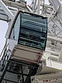 King's Cross Central development tower cranes, London, England 10 crane cabin.jpg