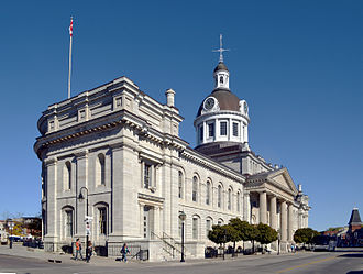 Kingston, Ontario - Kingston City Hall