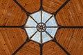 Kiosk ceiling Miranda de Ebro, Spain.jpg