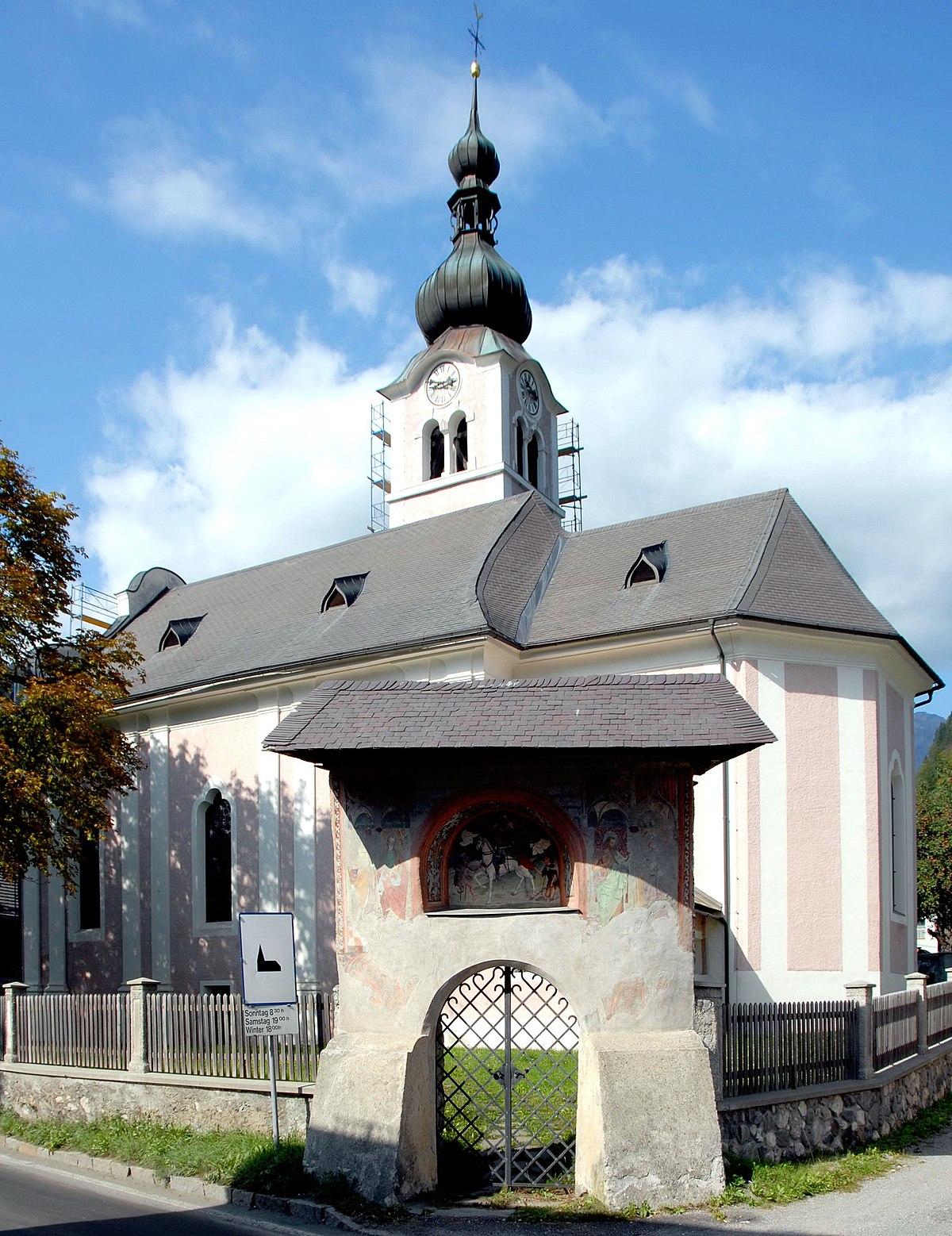 Amtshaus Kirchbach - Marktgemeinde St. Andr-Wrdern