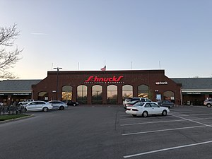 A Picture Of Schnucks Market In Kirkwood Suburb St Louis Missouri