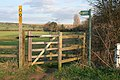 Kissing gate on the Jurassic Way - geograph.org.uk - 364997.jpg