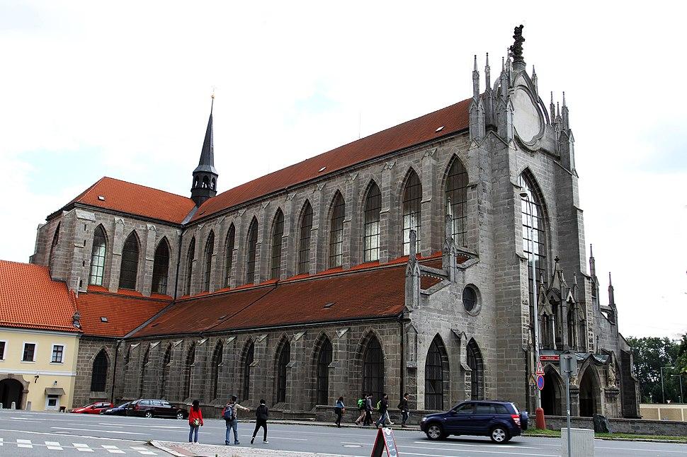 Klášter cisterciácký, s omezením bez budovy jídelny (Sedlec)