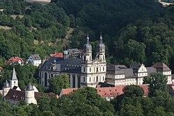 Die Hauptgebäude des Klosters