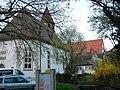 Klosterhof Nellingen, Der Klosterhof verlieh Nellingen eine fast 600-jährige Zentrumsfunktion, Das Kloster St. Blasien aus dem Schwarzwald unterhielt hier von 1250 bis 1649 eine Propstei zur Verwaltung der umliegende - panoramio.jpg