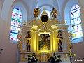 Kościół, św. Michała Archanioła w Kcyni. Widok wnętrza kościoła - panoramio (1).jpg