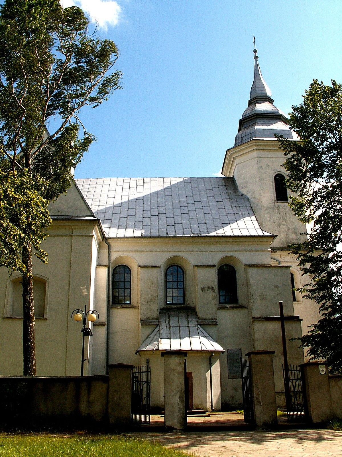 Edelstahlk Che kościół św marii magdaleny i św łaja w chełmcach wolna encyklopedia