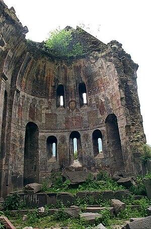 Kobayr monastery - Image: Kobayr raffi kojian DCP 4499