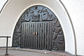 Koeln-Zollstock Melanthonkirche Portal 01.jpg